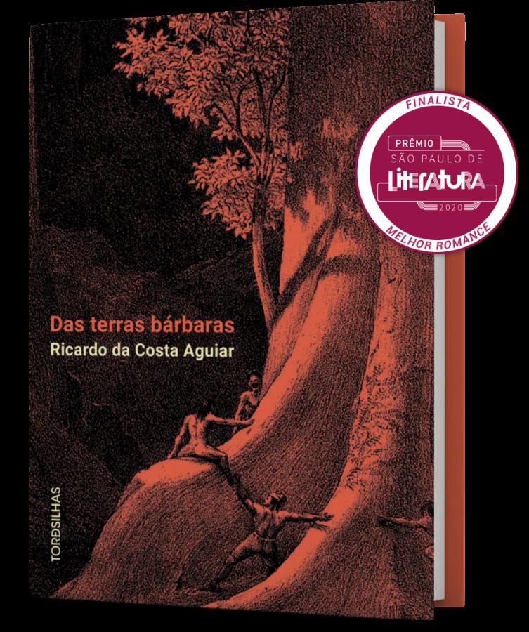 Capa do livro Das Terras Bárbaras